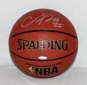Chandler Parsons Autographed Official NBA Spalding Basketball- TriStar Auth