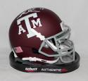Mike Evans Autographed Texas A&M Aggies Maroon Mini Helmet *White - JSA W Auth