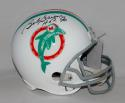 Bob Griese Autographed F/S Miami Dolphins Helmet TB (67-79) w/ HOF  JSA W Auth