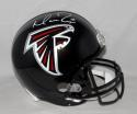 Matt Ryan Autographed Atlanta Falcons F/S Helmet *White JSA W Authenticated