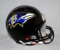 Joe Flacco Signed Baltimore Ravens F/S ProLine Helmet W/ SB MVP- JSA-W Auth