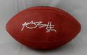 Antonio Brown Autographed NFL Authentic Duke Football- JSA W Authenticated