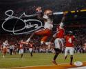 Sammy Watkins Autographed Clemson Tigers 8x10 Catch in Air Photo- JSA W Auth