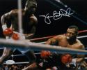 Buster Douglas Autographed 8x10 Tyson KO Photo- JSA W Authenticated
