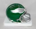 Harold Carmichael Autographed Philadelphia Eagles TB Mini Helmet- JSA W Auth