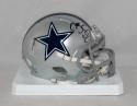 Cole Beasley Autographed Dallas Cowboys Speed Mini Helmet- JSA W Authenticated