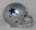Dak Prescott Autographed Dallas Cowboys Full Size Helmet- JSA Witnessed Auth