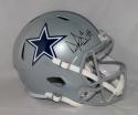 Dak Prescott Autographed Dallas Cowboys Full Size Speed Helmet- JSA W Auth