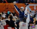 Tony Dungy Autographed 8x10 SB Celebration - Steiner Authenticated