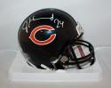 Jordan Howard Autographed Chicago Bears Mini Helmet  JSA W  *white*