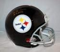 Joe Greene Autographed F/S Pittsburgh Steelers ProLine Helmet- JSA Auth 3 Insc