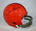 Jim Brown Autographed Cleveland Browns Full Size TK Helmet-JSA WP Authenticated