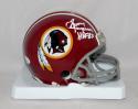 Sonny Jurgensen Autographed Washington Redskins TB 72-77 Mini Helmet HOF-JSA *wh