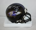 Marlon Humphrey Autographed Baltimore Ravens Mini Helmet- SGC Authenticated