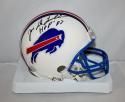 Joe DeLamielleure Autographed Buffalo Bills TB 73-85 Mini Helmet JerseySource