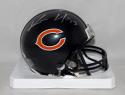 Kevin White Autographed Chicago Bears #13 *silver* Mini Helmet- JSA Witness Auth