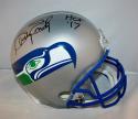 Kenny Easley Autographed F/S Seattle Seahawks 83-01 Helmet- JSA W HOF INSC