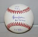 Bruce Sutter Autographed Rawlings