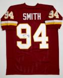 Preston Smith Autographed Maroon Pro Style Jersey- JSA W Authenticated