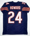 Jordan Howard Signed / Autographed Blue Pro Style Jersey- JSA W Authenticated