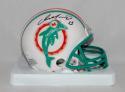 Dan Marino Autographed Miami Dolphins Mini Helmet (TB 80-96)- JSA Witnessed Auth