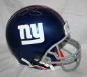 Odell Beckham Autographed F/S New York Giants ProLine Helmet- JSA W Auth