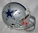 Emmitt Smith Autographed Dallas Cowboys F/S ProLine Helmet *Black- JSA W Auth