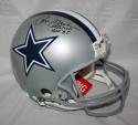 Roger Staubach HOF SBMVP Autographed F/S Dallas Cowboys ProLine Helmet- JSA W Auth