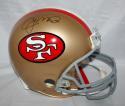 Joe Montana Autographed San Francisco 49ers F/S ProLine Helmet- JSA Witnessed Auth