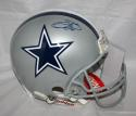 Emmitt Smith Autographed Dallas Cowboys F/S ProLine Helmet *Blue - JSA W Auth