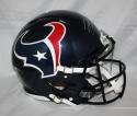 JJ Watt Autographed Houston Texans Full Size Revolution Helmet- JSA W Auth