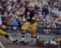 Paul Hornung Autographed Green Bay Packers 8x10 Running Photo- JSA W Auth