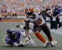 Corey Coleman Signed Cleveland Browns 8x10 Avoiding Tackle PF Photo- JSA W Auth