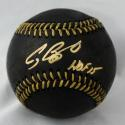 Craig Biggio Autographed Rawlings OML Black Baseball With HOF- TriStar Authenticated