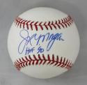 Joe Morgan Autographed Rawlings OML Baseball With HOF- JSA Authenticated