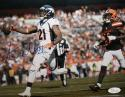 Aqib Talib Autographed Broncos 8x10 Against Browns Photo- JSA Witness Auth