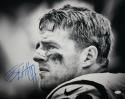 JJ Watt Autographed Houston Texans 16x20 B&W Close Up Photo- JSA W Auth/Holo