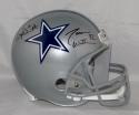Dak Prescott/Jason Witten Signed Dallas Cowboys Full Size Helmet- JSA W & Holo Auth