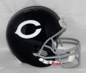 Dick Butkus Autographed Chicago Bears Full Size TB Helmet W/ HOF *Silver- JSA W Auth