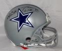 Dak Prescott/Jason Witten Signed Dallas Cowboys F/S Proline Helmet- JSA W & Holo Auth