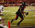 Michael Crabtree Autographed Texas Tech 16x20 vs. UT PF  Photo- JSA W Auth