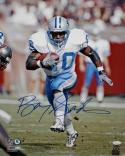 Barry Sanders Signed Detroit Lions 16x20 Running vs Tampa PF. Photo- JSA W Auth