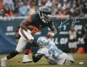 Kevin White Autographed 16x20 Chicago Bears vs. Lions Photo with JSA-W