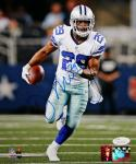 DeMarco Murray Autographed Dallas Cowboys 8x10 Running PF. Photo- JSA W Auth