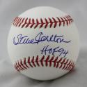 Steve Carlton Autographed Rawlings OML Baseball W/ HOF- JSA W Auth