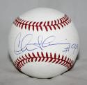 Charlie Sheen Autographed Rawlings OML Baseball- Beckett Authenticated