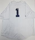 Bobby Richardson Autographed P/S New York Yankees Jersey WS MVP- JSA Witness Auth