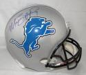 Matthew Stafford Autographed Full Size Detroit Lions Helmet- JSA W Auth *Blue-1