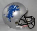 Matthew Stafford Autographed Full Size Detroit Lions Helmet- JSA Auth *Blue-2