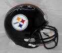 Hines Ward Autographed Pittsburgh Steelers F/S Helmet- JSA Witness Auth *White